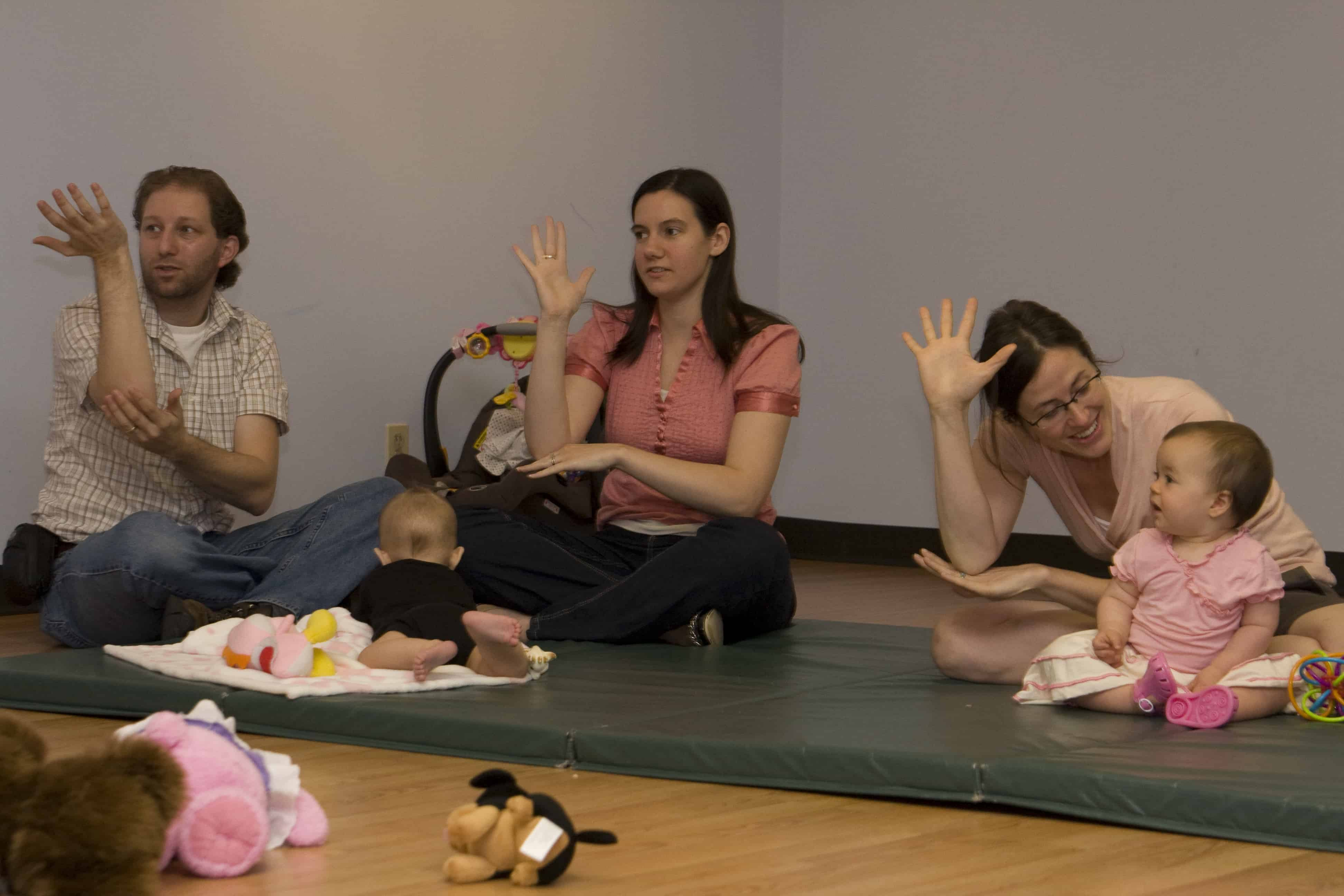 Baby Sign Language Classes In Houston Words By The Handful